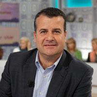 Pedro Borrego, profesor en el Máster de Gestión Sanitaria