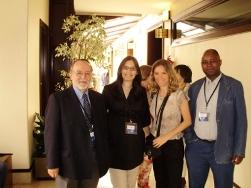 Asistentes al VII Congreso de Psicología