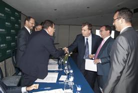 Ramiro Cea y Pedro Aceituno