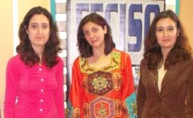 María, Laura y Espido Freire