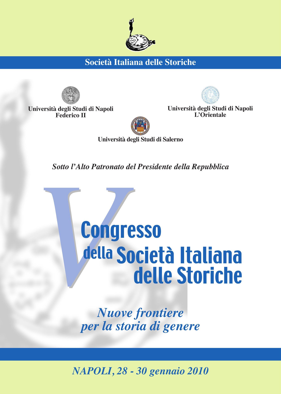 La udima en el v congresso della societa italian delle for Societa italiana di criminologia