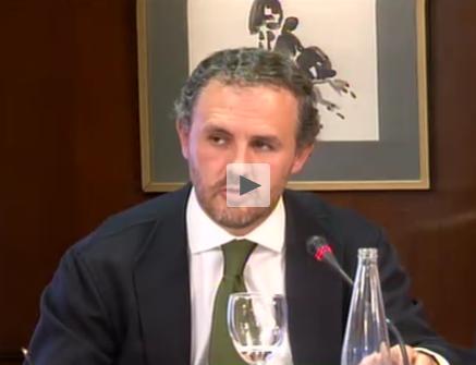 Participación José Ándres Sánchez Pédroche en foro directores de formación