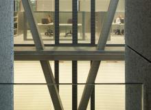 Vista exterior de los despachos de la UDIMA