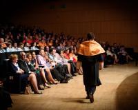 Imagen de archivo: Doctorando, en el Acto de Graduación 2016