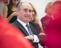 Roque de las Heras, presidente de honor del Grupo CEF.- UDIMA