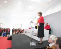 Arancha de las Heras, presidenta de la UDIMA