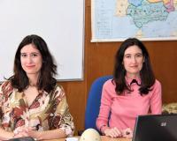 María Lara y Laura Lara