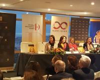 María Luisa de Contes, inaugurando el evento (Redacción e imagen: UDIMA Media)
