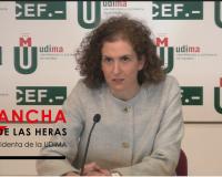 Arancha de las Heras García, presidenta de la Universidad a Distancia de Madrid, UDIMA