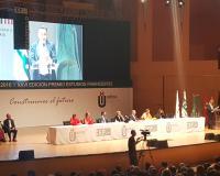 Acto de Graduación 2015-16. Palacio de Congresos de Madrid