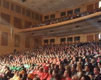 Asistentes. Acto de Graduación 2015-16. Palacio de Congresos de Madrid
