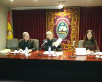 María Lara, a la derecha de la imagen (Redacción: UDIMA Media)