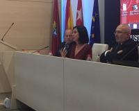 García Collantes, a la derecha de la imagen (Redacción: Luis Miguel Belda)