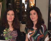 Las doctoras de la UDIMA, Laura y María Lara