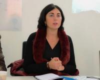 Elena Candia, alcaldesa de Mondoñedo