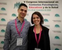 Carlos Javier Rodríguez y Eva Izquierdo