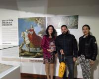 """En el Museo de la Historia de Brihuega con """"Pasaporte de bruja"""""""