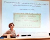 Ana Peñas (Redacción: UDIMA Media)