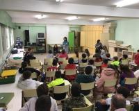 Exposición en el aula
