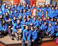 Equipo UDIMA Polar Raid Universitario 2015