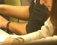 Estudiantes del Grupo CEF.- UDIMA (Redacción: UDIMA Media/Fotografía: Alejandro Benito)