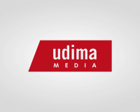 Logo de UDIMA Media