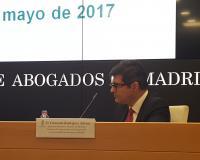 Fernando Rodríguez Alonso, en primer plano (Redacción y reportaje fotográfico: Luis Miguel Belda)