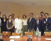 Foto de familia (Redacción y fotografías: Luis Miguel Belda/Pilar Jiménez)