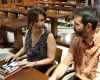 Isabel Sánchez de Movellán y Juan Manuel Herreros