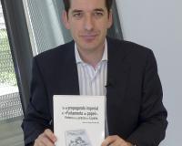 El autor, Álvaro de Diego.