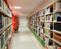 Biblioteca de la UDIMA (Fotografía: Luis Miguel Belda)