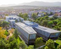 Campus de la UDIMA (Redacción: Luis Miguel Belda)