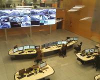 Sala de Control de Madrid Calle 30