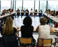 Reunión del Claustro de la UDIMA (Redacción: UDIMA Media/Fotografía: Alejandro Benito)