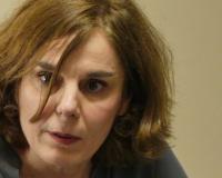 Margarita Garbisu, decana de la Facultad