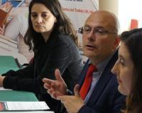 Fernando Martínez, en el centro de la imagen (Redacción: UDIMA Media/Fotografías: Luis Miguel Belda)