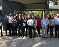 Foto de Familia de los participantes en la jornadas en el Campus de la UDIMA (Redacción: UDIMA Media)