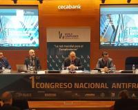 Mesa presidencial del Congreso (Redacción: Alberto Orellana/Luis Miguel Belda/Imagen: Alejandro Benito)