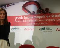 María Goretti Piñeiro, directora de RRHH del Grupo CEF.- UDIMA