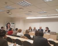 Jornada presidida por Roque y Arancha de las Heras (Redacción: Luis Miguel Belda/Imagen: Alejandro Benito)