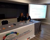 Isabel Martínez-Álvarez y Laura Granizo, dos de las autoras del estudio
