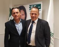 Jacobo Parages y Antonio Pastor (Redacción y fotografías: Luis Miguel Belda)