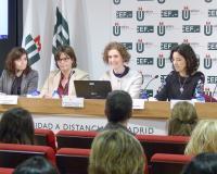 Inauguración de las III Jornadas de Educación y de las VI de Psicología (Reportaje fotográfico: Ana Rodrigo)