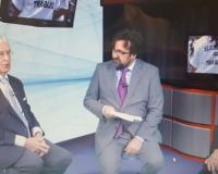 Captura del vídeo de UDIMA Media en el que los autores explican el contenido del libro (Redacción: Luis Miguel Belda)