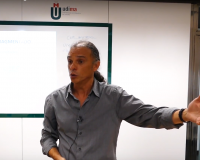 Fernando Checa, uno de los profesores del curso