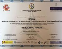 Mención de Honor (Fotografía: Ricardo Díaz)