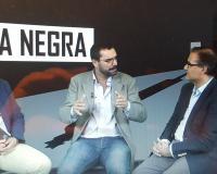 De izquierda a derecha, González, Espinar Mesa-Moles y Segade (Redacción: UDIMA Media)
