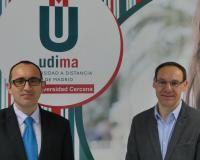 Pedro Aceituno, investigador principal y Luis Tramón, de Aratech