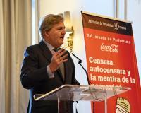 Iñigo Méndez de Vigo, portavoz del Gobierno (Redacción: Alberto Orellana/Fotografías: APE/UDIMA Media)