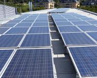 Placas solares (Fotografía: Ana Rodrigo)